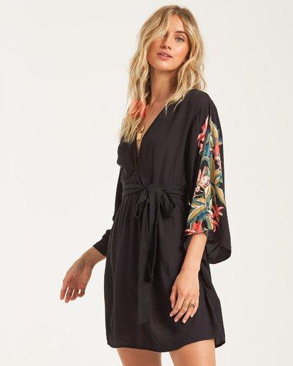 1 Havana Nights Dress Black JD932BHA Billabong