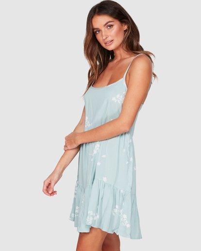 2 Blue Clouds Dress Brown JD961BBL Billabong