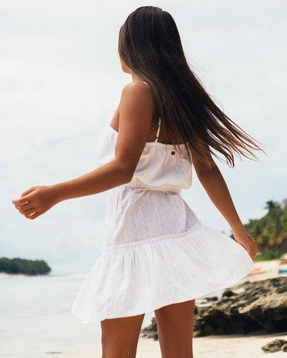 0 Picnic Dress White JD971BPI Billabong