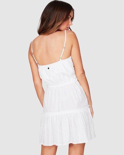3 Picnic Dress White JD971BPI Billabong