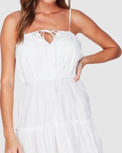 4 Picnic Dress White JD971BPI Billabong