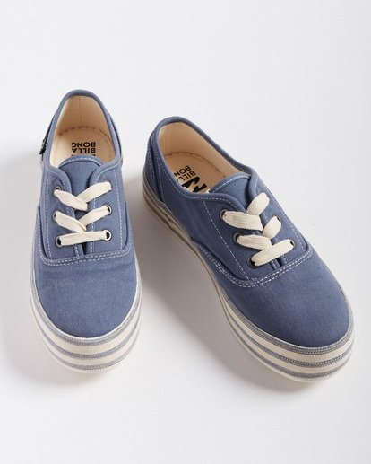 0 Spring Tide Shoes Blue JFCT1BSP Billabong
