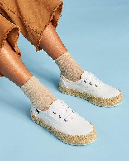 0 Spring Tide Shoes White JFCT1BSP Billabong