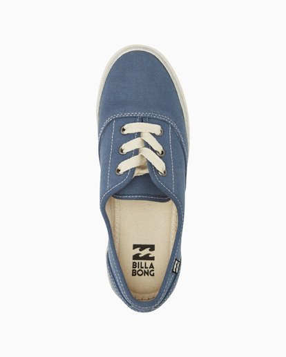 4 Spring Tide Shoes Blue JFCT1BSP Billabong