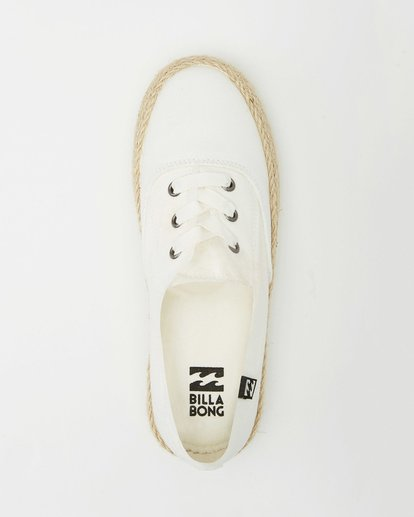 2 Spring Tide Shoes White JFCT1BSP Billabong