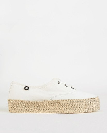 1 Spring Tide Shoes White JFCT1BSP Billabong