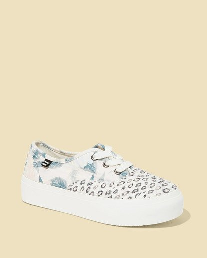 1 Salty Blonde Sweet Summer Shoe Grey JFCT3BSW Billabong