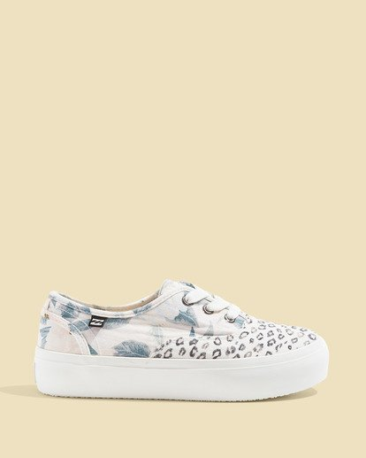 3 Salty Blonde Sweet Summer Shoe Grey JFCT3BSW Billabong