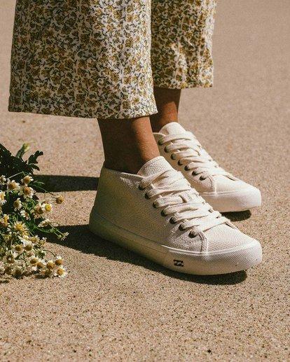 0 Whos That Girl Shoe White JFCT3BWO Billabong