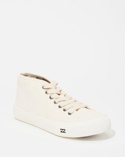 3 Whos That Girl Shoe White JFCT3BWO Billabong