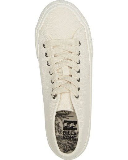 2 Whos That Girl Shoe White JFCT3BWO Billabong