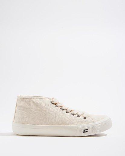 4 Whos That Girl Shoe White JFCT3BWO Billabong