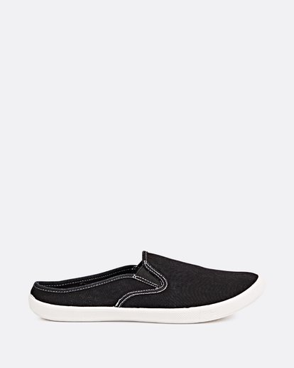 3 Be Free Slip On Shoe Black JFCTNBBE Billabong