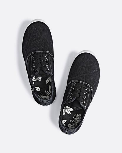 0 Addy Lace Up Shoe Black JFCTQBAD Billabong