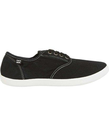 5 Addy Lace Up Shoe Black JFCTQBAD Billabong