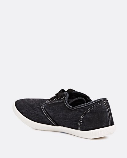 2 Addy Lace Up Shoe Black JFCTQBAD Billabong