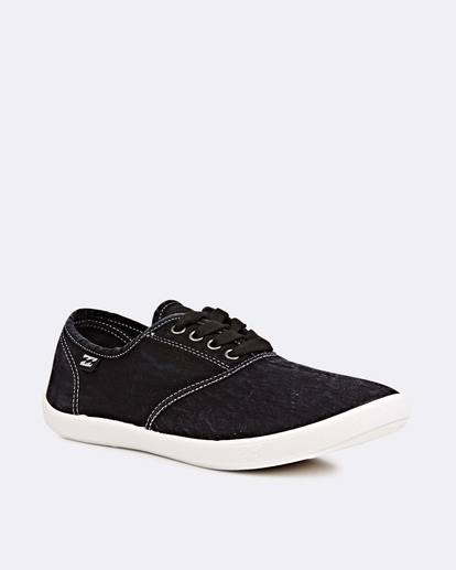 1 Addy Lace Up Shoe Black JFCTQBAD Billabong