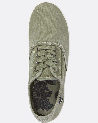 3 Addy Lace Up Shoe Green JFCTQBAD Billabong