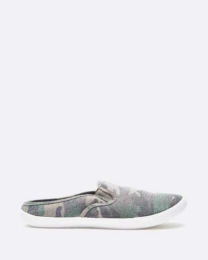 1 Be Free Slip-On Shoe Green JFCTQBBE Billabong