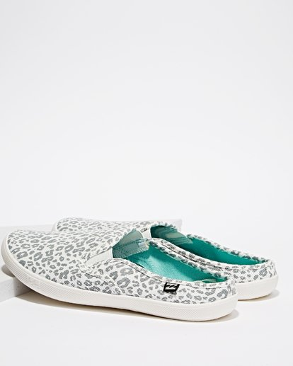 1 Be Free Slip-On Shoe Grey JFCTQBBE Billabong