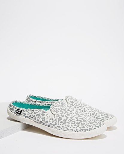 0 Be Free Slip-On Shoe Grey JFCTQBBE Billabong