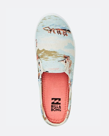 2 Be Free Slip-On Shoe Blue JFCTQBBE Billabong