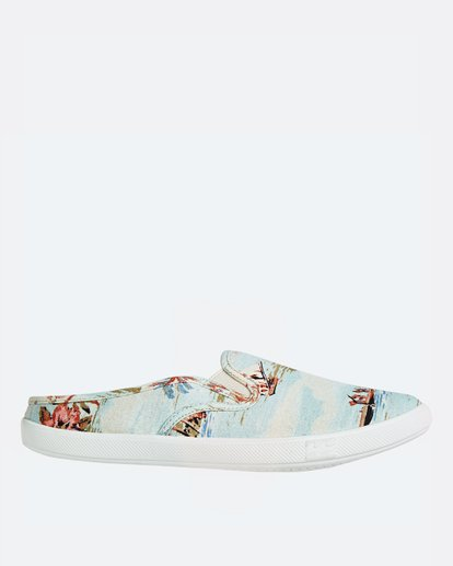 1 Be Free Slip-On Shoe Blue JFCTQBBE Billabong
