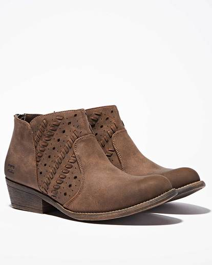 0 Over Under Ankle Boot Brown JFCTQBOV Billabong