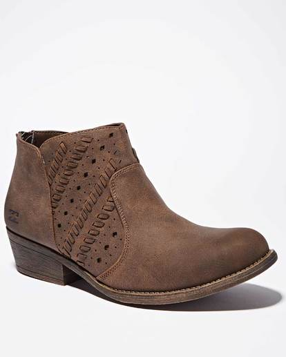 1 Over Under Ankle Boot Brown JFCTQBOV Billabong