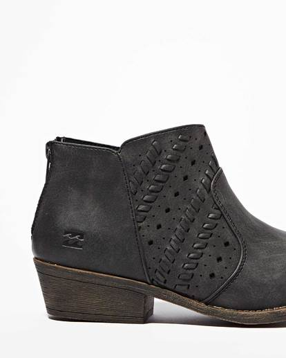 4 Over Under Ankle Boot Black JFCTQBOV Billabong
