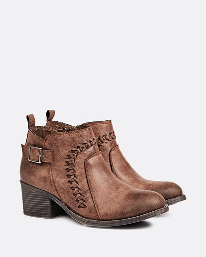 0 Take A Walk Ankle Boot Brown JFCTQBTA Billabong