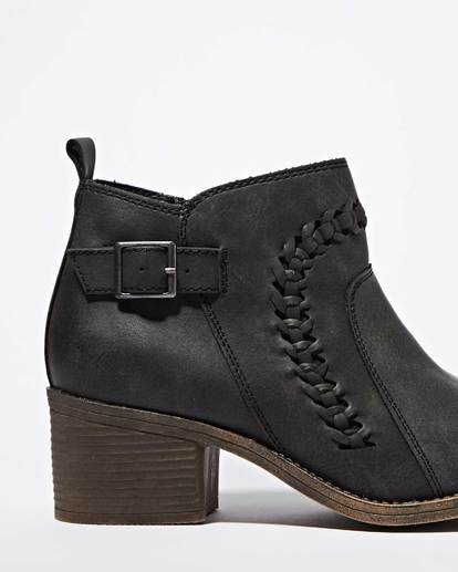2 Take A Walk Ankle Boot Black JFCTQBTA Billabong