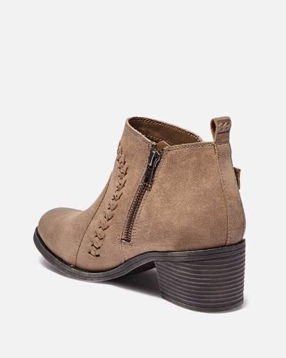 1 Take A Walk Ankle Boot Beige JFCTQBTA Billabong