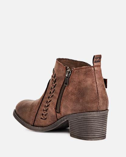 2 Take A Walk Ankle Boot Brown JFCTQBTA Billabong
