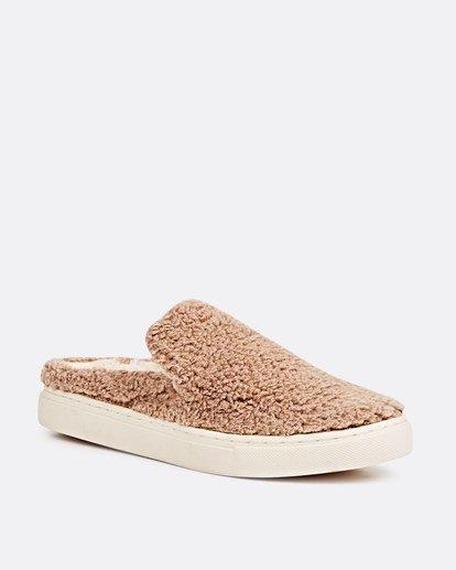 1 Carefre Slip-On Shoes Beige JFCTSBCA Billabong