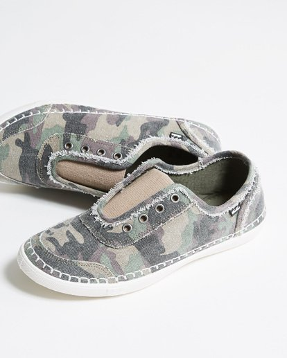 1 Cruiser Slip-On Shoe Camo JFCTTBCR Billabong