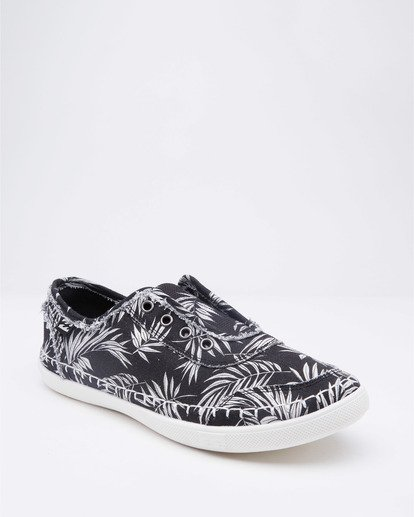 1 Cruiser Slip-On Shoes Orange JFCTTBCR Billabong