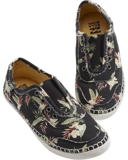 7 Cruiser Slip-On Shoe Black JFCTTBCR Billabong