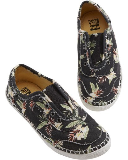 8 Cruiser Slip-On Shoe Black JFCTTBCR Billabong