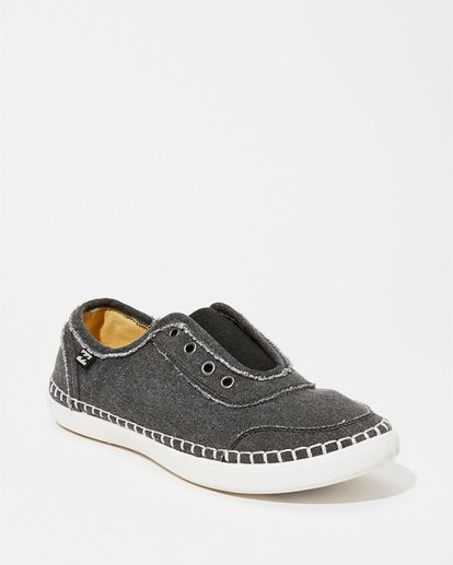2 Cruiser Slip-On Shoes Black JFCTTBCR Billabong
