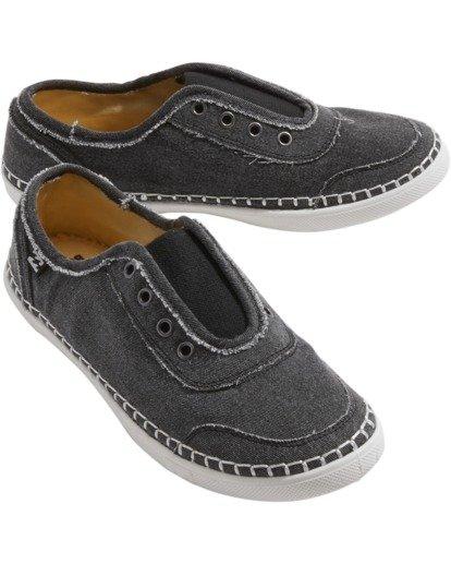 11 Cruiser Slip-On Shoes Black JFCTTBCR Billabong