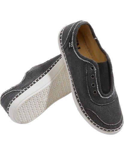 6 Cruiser Slip-On Shoes Black JFCTTBCR Billabong