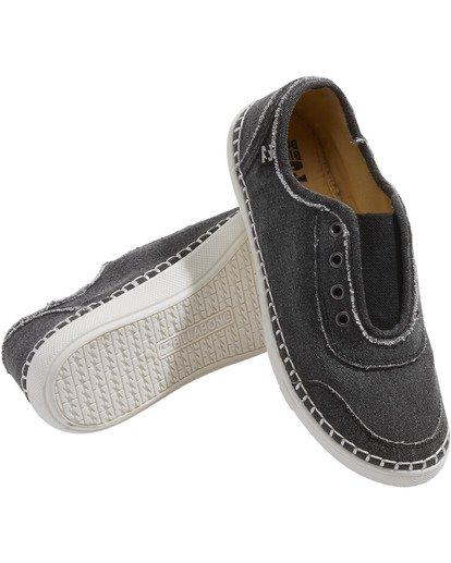 8 Cruiser Slip-On Shoes Black JFCTTBCR Billabong