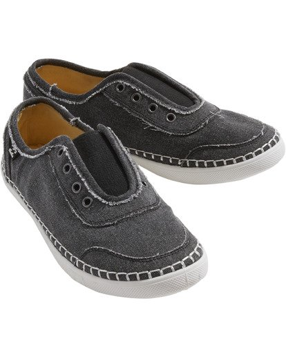 9 Cruiser Slip-On Shoe Black JFCTTBCR Billabong