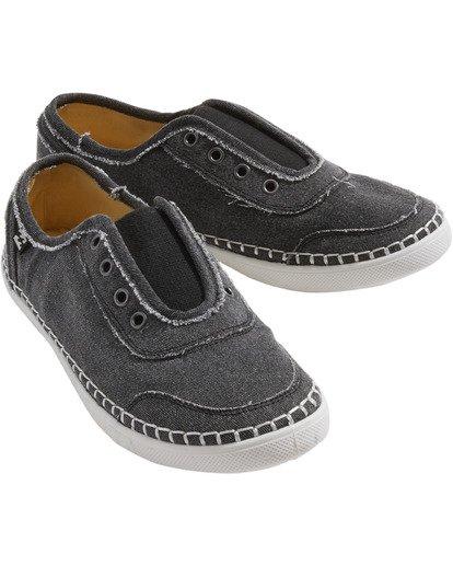 9 Cruiser Slip-On Shoes Black JFCTTBCR Billabong