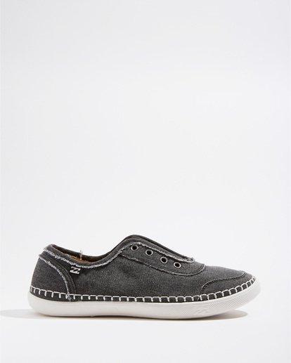 14 Cruiser Slip-On Shoes Black JFCTTBCR Billabong