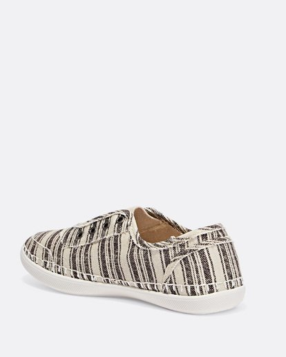 2 Cruiser Slip-On Shoes Black JFCTTBCR Billabong