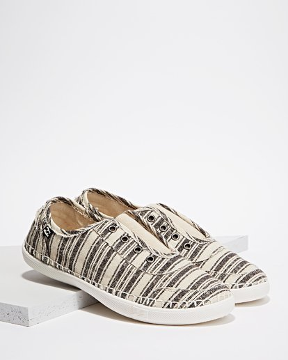 1 Cruiser Slip-On Shoes Black JFCTTBCR Billabong