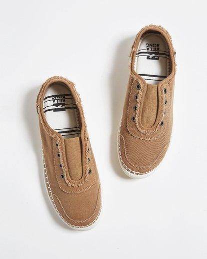 3 Cruiser Slip-On Shoe Brown JFCTTBCR Billabong