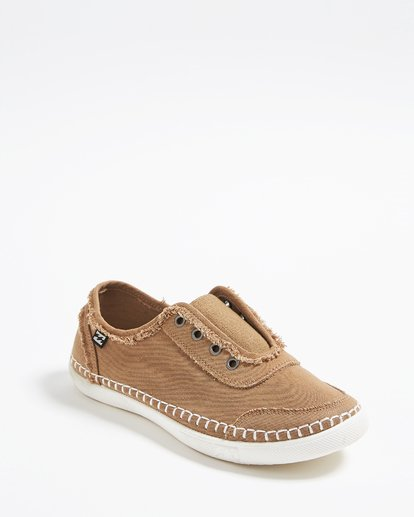 2 Cruiser Slip-On Shoe Brown JFCTTBCR Billabong